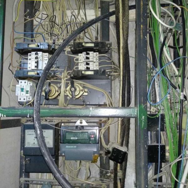 Замена электропроводки квартиры