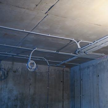 Монтаж электропроводки частного загородного дома в городском округе Мытищи