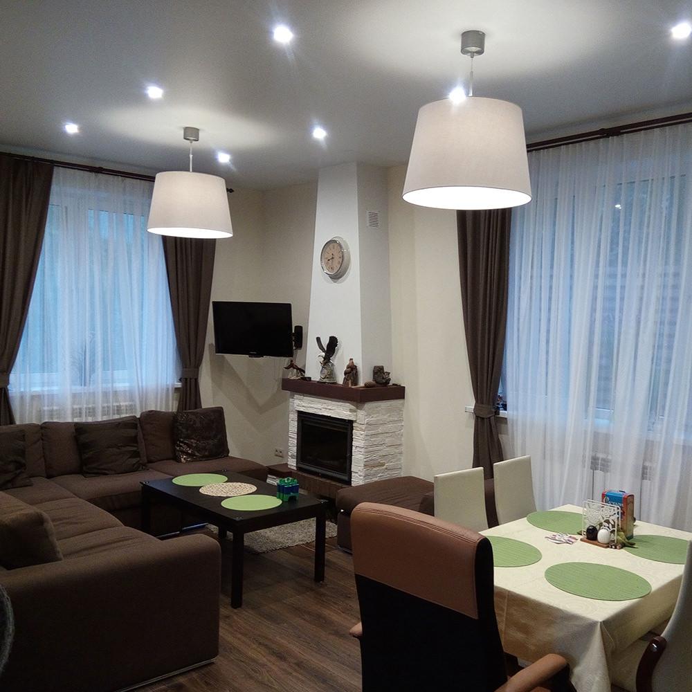 Установка розеток и выключателей квартиры